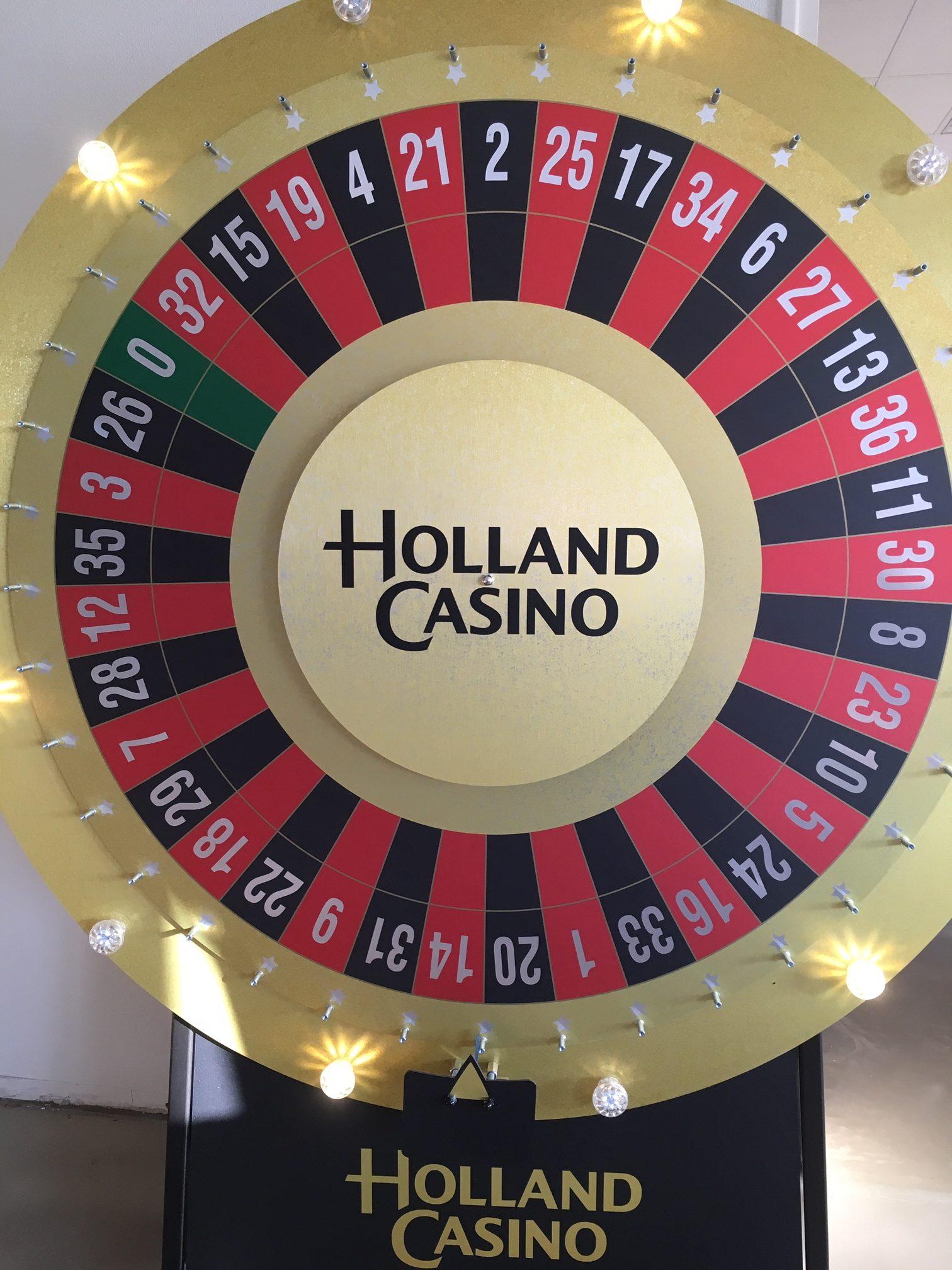 Holland Casino Breda Adres